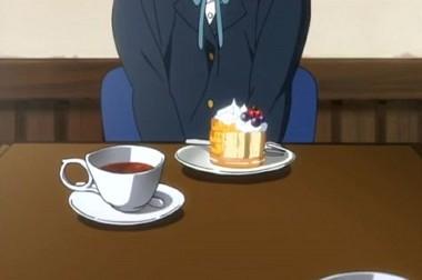 お茶とケーキ 賄賂