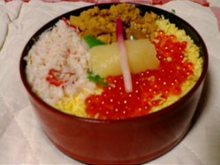 蝦夷海鮮鮨