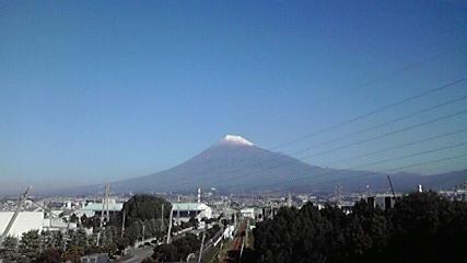 新幹線「新富士」近辺での写真