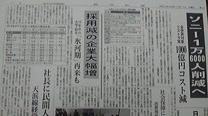 2008年12月10日 静岡新聞掲載記事