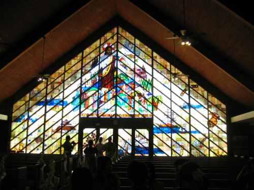 モアナルナ教会