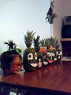 パイナップル娘1