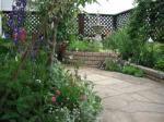 ひでこさんのお庭1