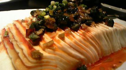 秀恵 皮蛋豆腐2