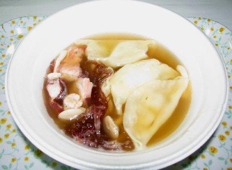 日本海えびタコ餃子