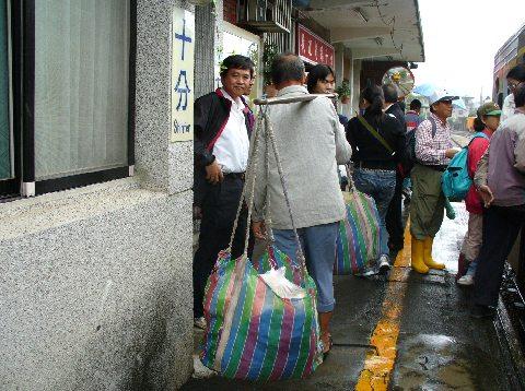 十分駅の乗降客