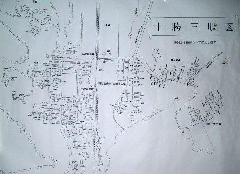 三股駅付近住宅地図