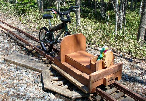 エコレール専用自転車