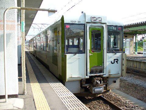 キハ100系と呼ばれる車両