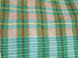 チャウドックの布