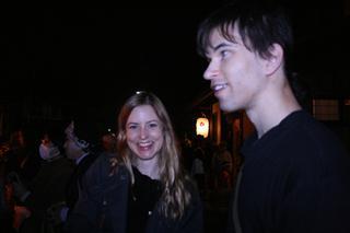 マリアとヤンネ