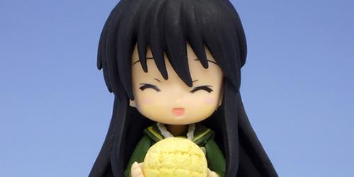 コナミ フィギュメイト 灼眼のシャナII シャナ(笑顔Ver.)+メロンパン