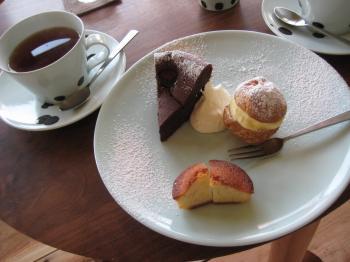 マンマミーアケーキ