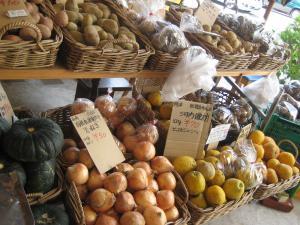 クレヨン野菜