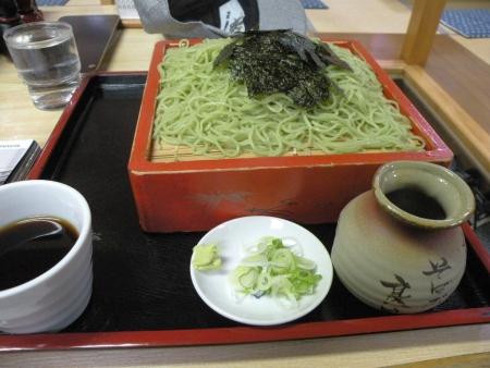 ぐりーん蕎麦2