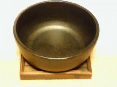 石焼きビビンバ鍋