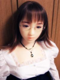 姫袖メガネさん