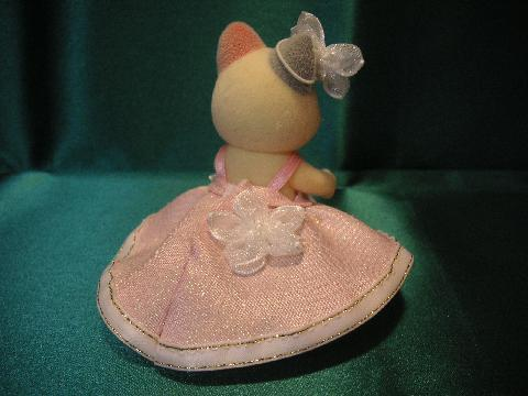 女の子ピンクドレス2