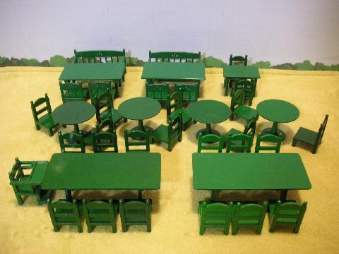 緑テーブル11