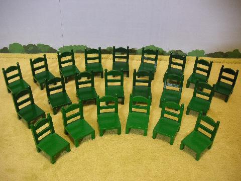緑テーブル21