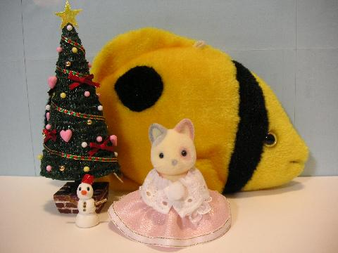 クリスマスプロフ2