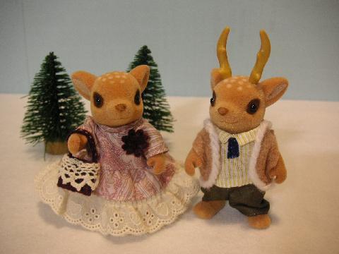 クリスマス布小物1