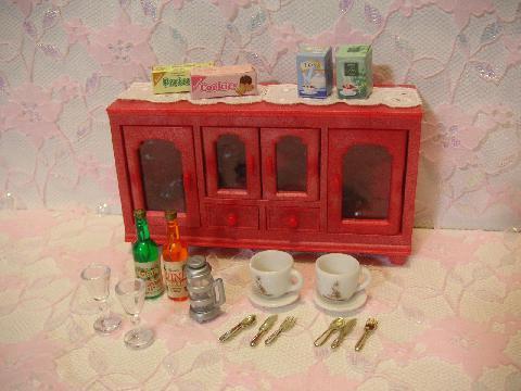 赤い家具2