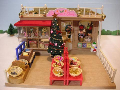 クリスマスショップ①01