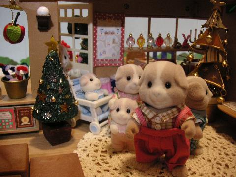 クリスマスショップ②01