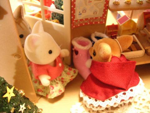 クリスマスショップ③06