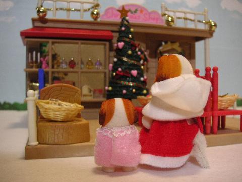 クリスマスショップ④01