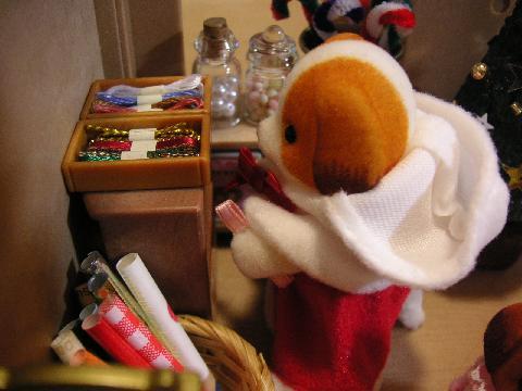 クリスマスショップ④12