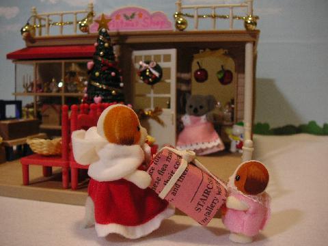 クリスマスショップ④14