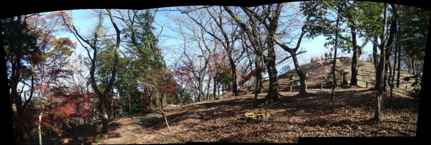 pano1箱根山