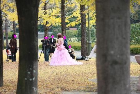 花嫁さん1