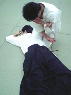 雪乃丞対大学生