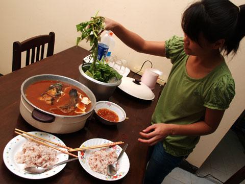 ゲーンソム鍋