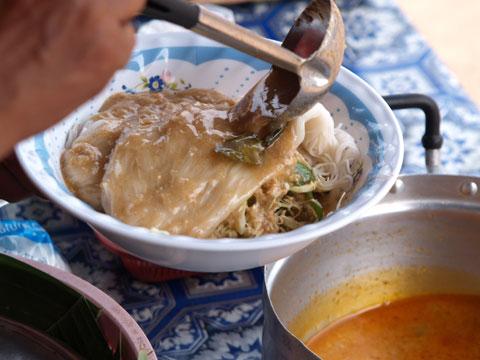カレーそう麺