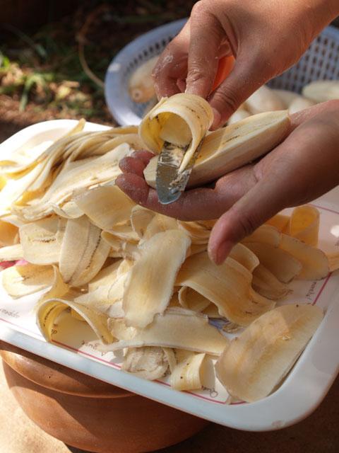 バナナチップレシピ・1