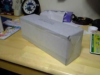 ・・・箱です。