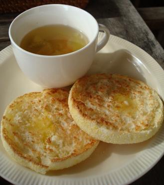 マフィン&スープ