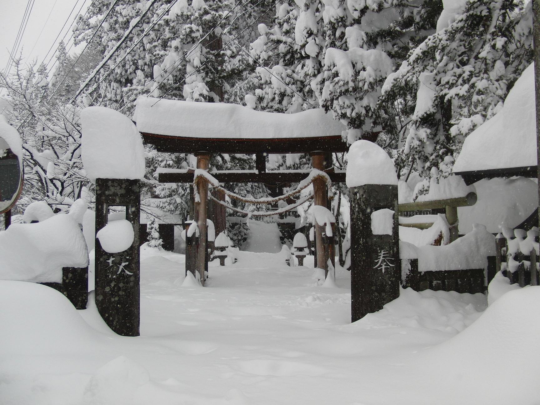 白馬と諏訪旅行2009年12月17日から20日 193