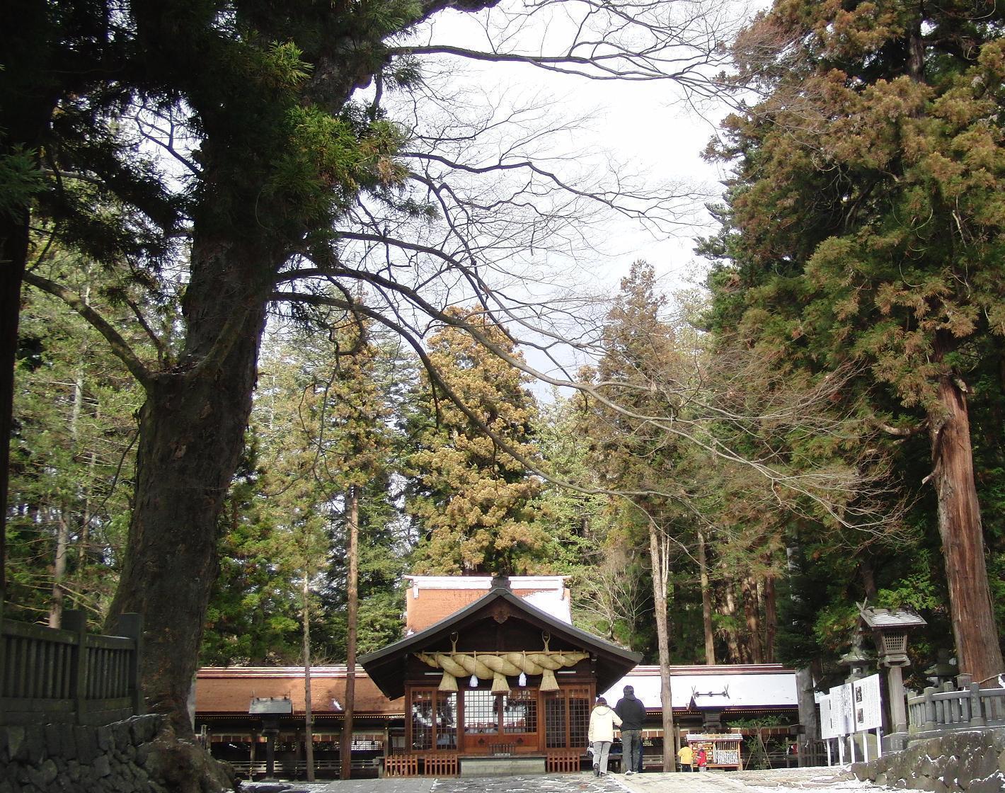 白馬と諏訪旅行2009年12月17日から20日 396