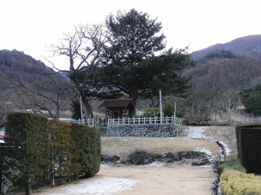 白馬と諏訪旅行2009年12月17日から20日 511