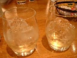 工場のウイスキー