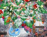 クリスマスツリーw