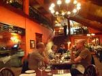 イタリアンレストランGiorgio's店内