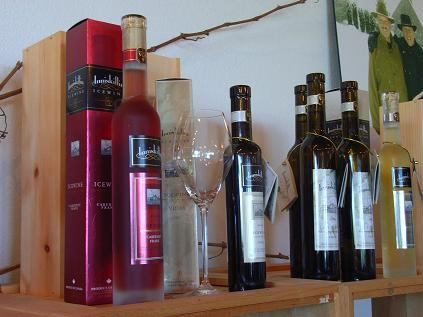 ナイアガラ・ワイナリーのアイスワイン