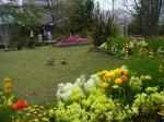 クラブハリエカフェ庭園2