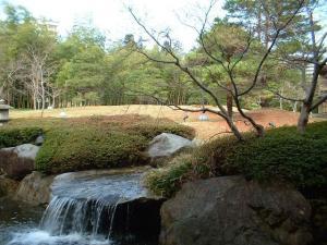 茶寮宗園お庭